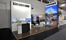 Liebherr Transport Logistica 2011