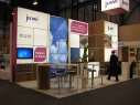 Exhibitor: Juwi • Project: Genera • Design: Spacewood DE